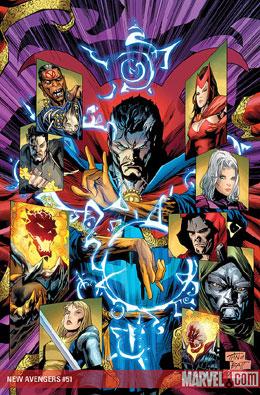 The New Avengers #51