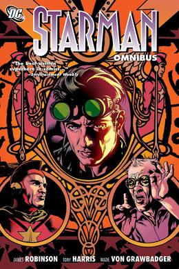 Starman Omnibus Vol 1