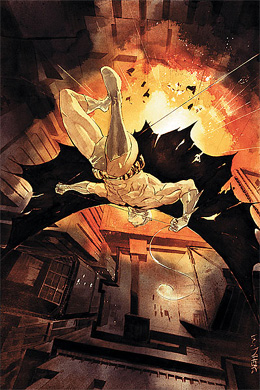 Batman: Streets of Gotham #2