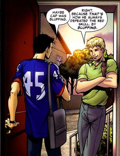 Queer Comic Book Characters Hulkling Oct 21St  6 7-4833