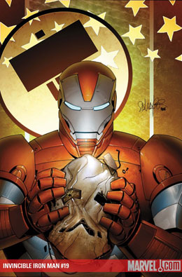 Invincible Iron Man #19