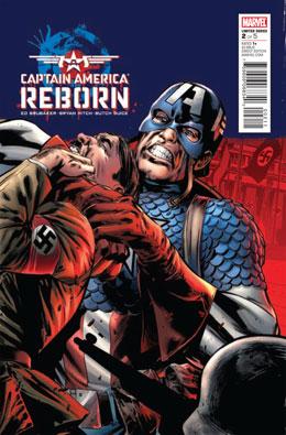 Captain America Reborn #2