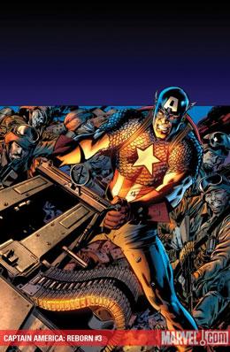 Captain America Reborn #3