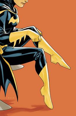 Batgirl #2 by Bryan Q. Miller