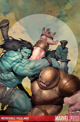 Incredible Hulk #602