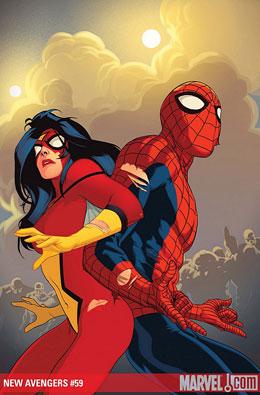 The New Avengers #59