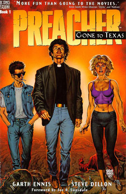 Preacher Vol 1 Gone to Texas
