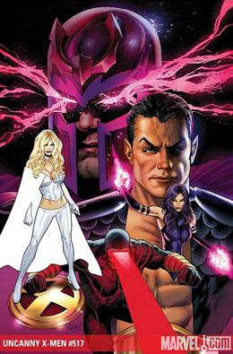 Uncanny X-Men #517
