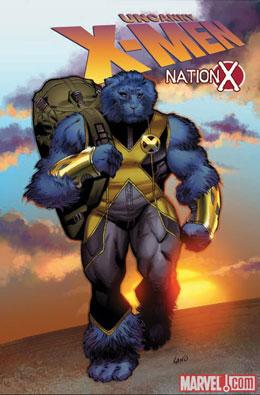 Uncanny X-Men #519