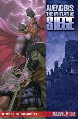 Avengers: Initiative #32