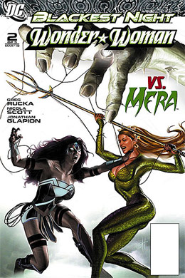 Blackest Night: Wonder Woman #2