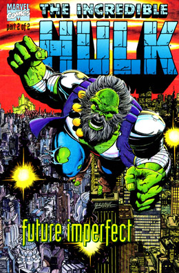 Incredible Hulk: Future Imperfect #2