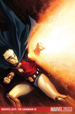 Marvel Boy: The Uranian #2