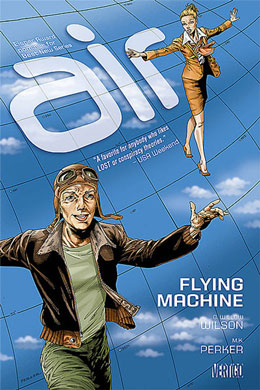 Air: Flying Maching Vol 2