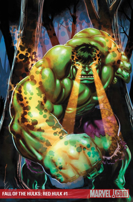 Fall of the Hulks: Red Hulk #1