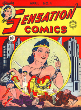 Sensation Comics #4