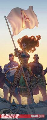 Avengers: The Initiative #35
