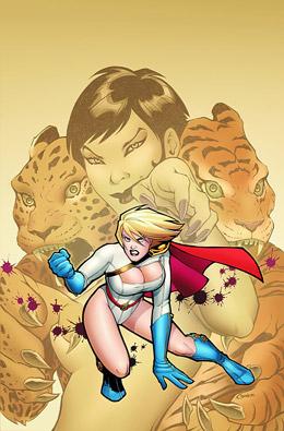 Power Girl #9