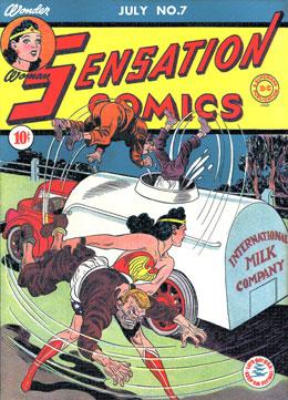 Sensation Comics #7