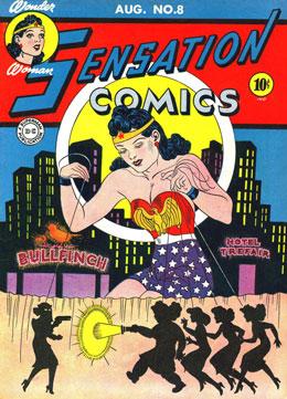 Sensation Comics #8