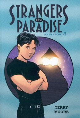 Strangers in Paradise Vol 3 by Terry Moore