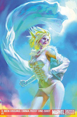 X-Men Origins: Emma Frost #1