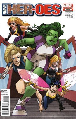 Marvel Her-oes #1
