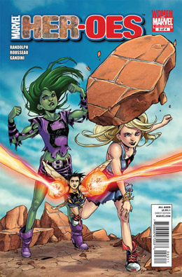 Marvel Her-oes #3