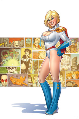Power Girl #12