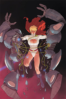 Power Girl #14