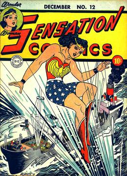 Sensation Comics #12