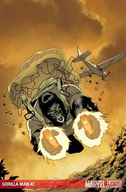 Gorilla-Man #2