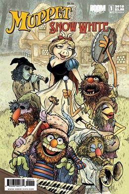 Muppet Snow White #1