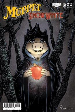 Muppet Snow White #2