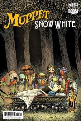 Muppet Snow White #3