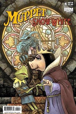 Muppet Snow White #4