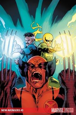 The New Avengers #3