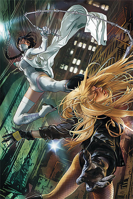 Birds of Prey #4