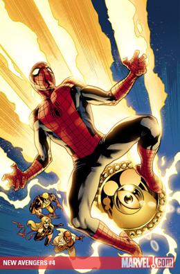 New Avengers #4