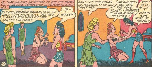 Paula wnats to save people.