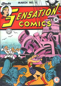Sensation Comics #15