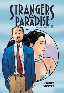 Strangers in Paradise Vol 5 by Terry Moore