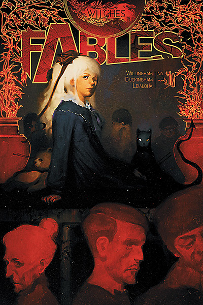 Fables: Witches by Bill Willingham