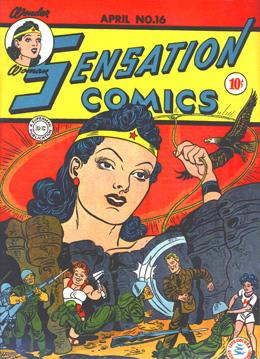 Sensation Comics #16