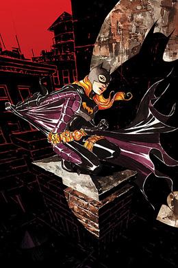 Batgirl #16