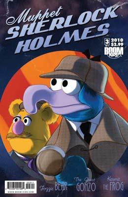 Muppet Sherlock Holmes #3