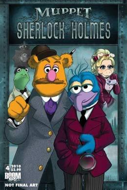 Muppet Sherlock Holmes #4