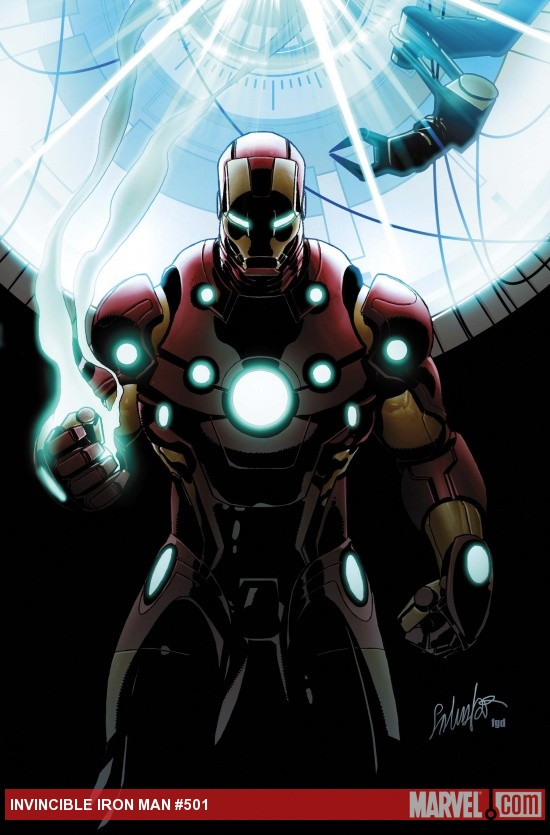 The Invincible Iron Man #501