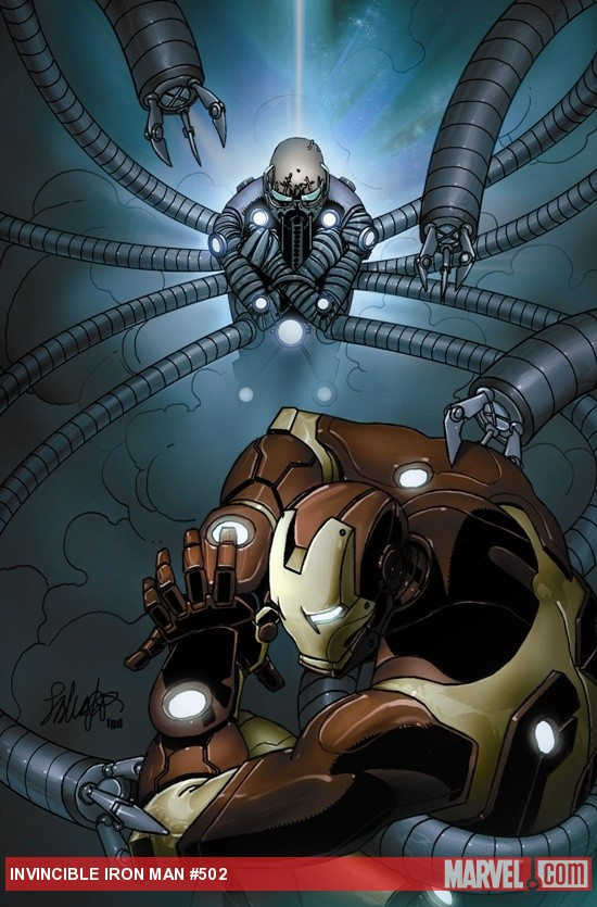 The Invincible Iron Man #502
