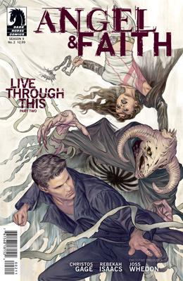 Angel & Faith #2